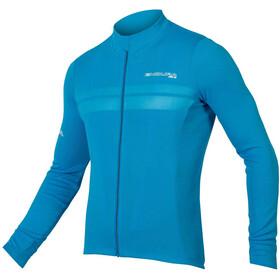 Endura Pro SL Maillot à manches longues Homme, neon blue